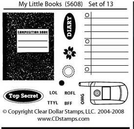 MyLittleBooksSample