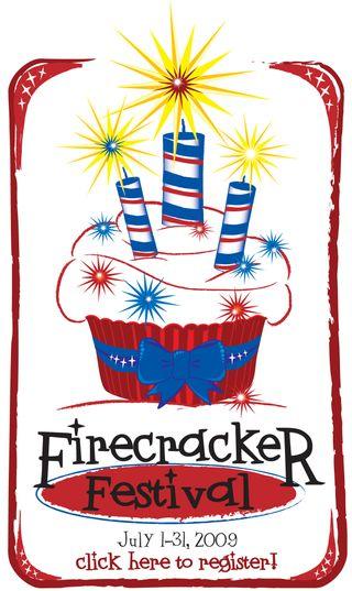 Firecracker Festival Logo