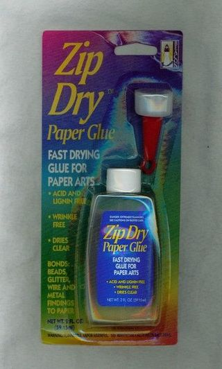 ZipDryPaperGlue