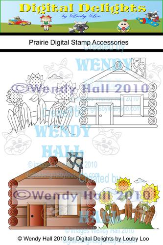 Prairie Digital Set