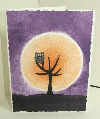 CIC owl full moon