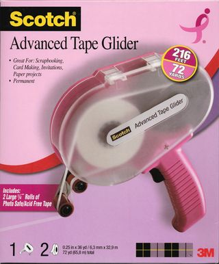 AdvancedTapeGlider
