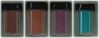 Colored-microbeads