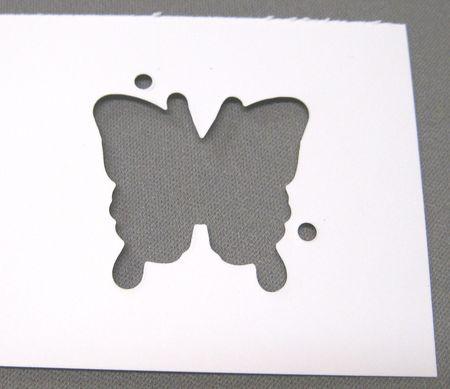 Butterfly die 2