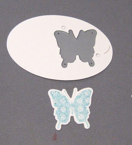 Butterfly die 7