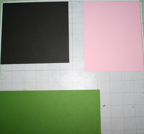 Paper to cut flowers out of