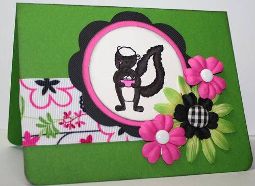 Skunk card