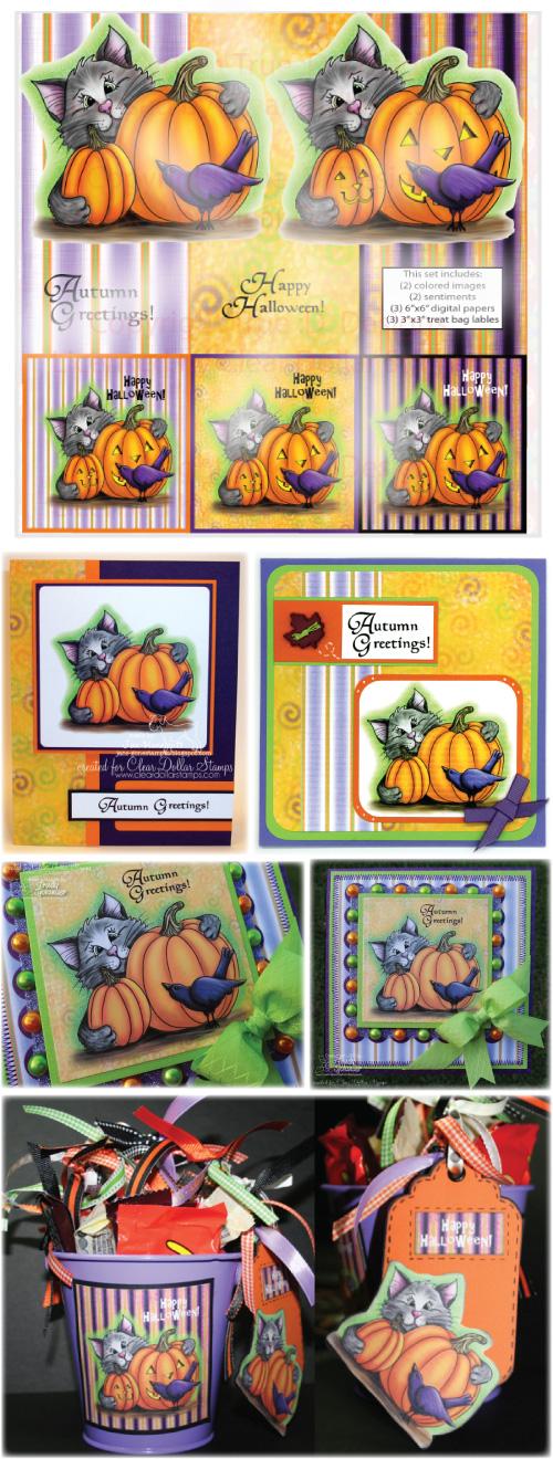 AutumnFriendsColorDigiSample