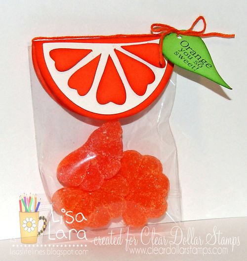 TT June 21 orange bag topper