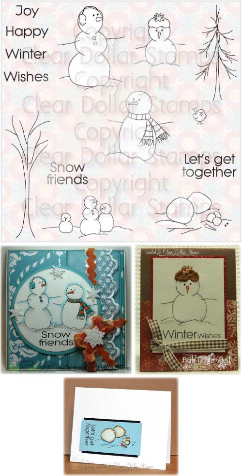 SnowmanWishesDigiSample