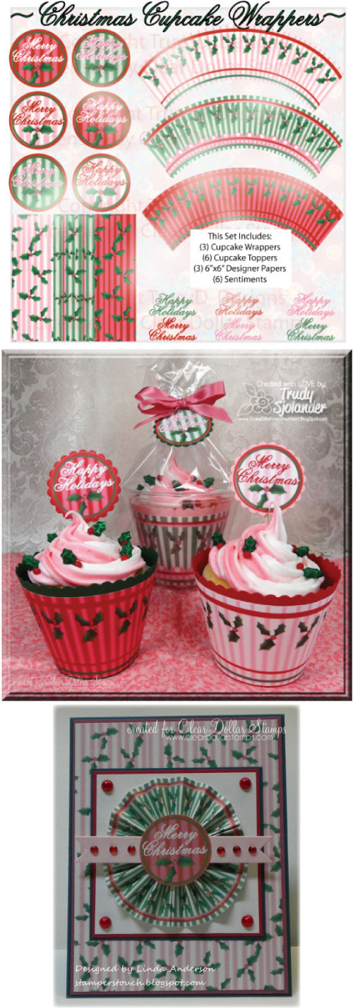 ChristmasCupcakeWrappersSample