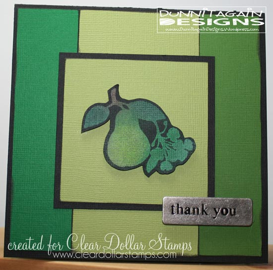 Pear - Thank you