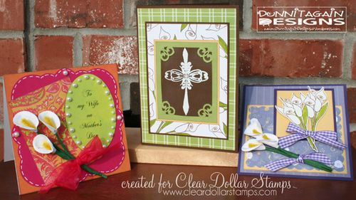 All Calla Lily cards