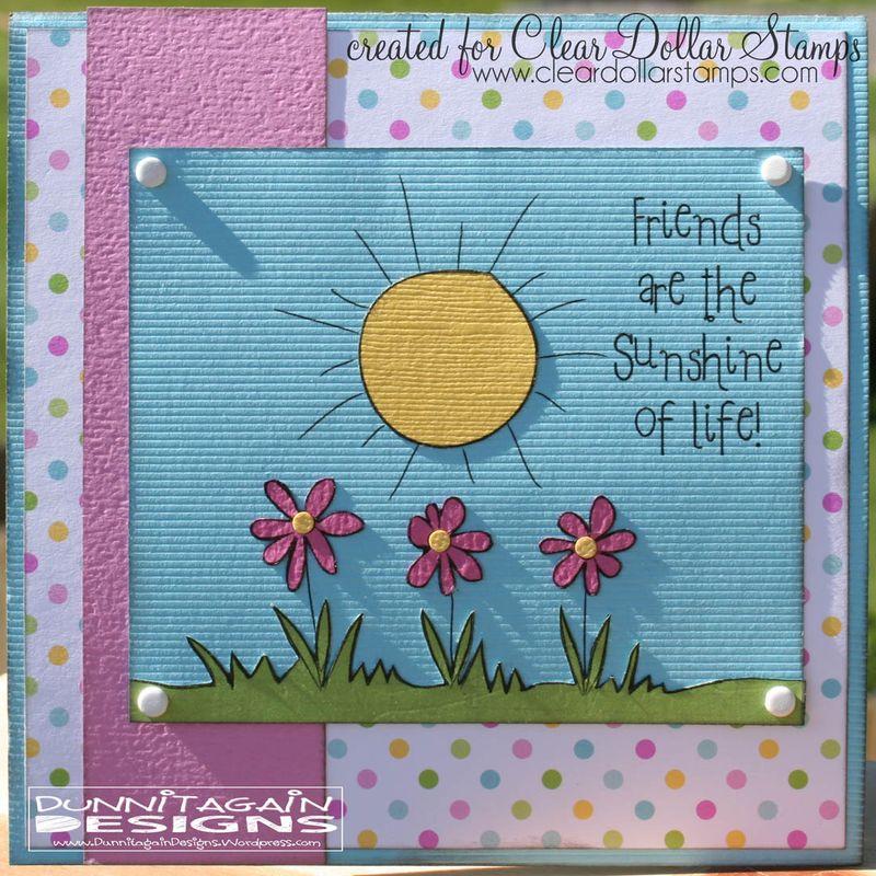 Friends sunshine of life (1)