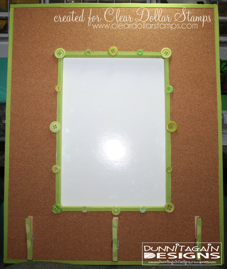 Finished picture frame