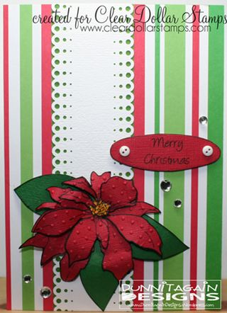 Poinsettia - Merry Christmas (blog)